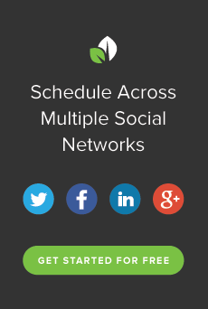 Try Sprout Social Free for 30 Days